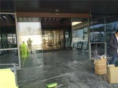 玻璃門種類西安玻璃門定做廠家