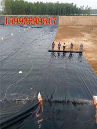 郑州哪里有做养猪场环保黑膜沼气池防水橡胶