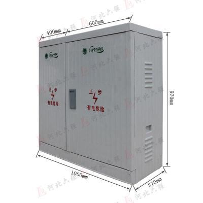 供应机井通电配电箱分接箱密封性能好耐磨损
