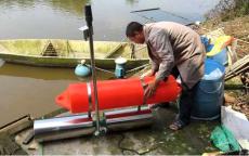柏泰定制增氧机浮箱聚乙烯浮体厂家