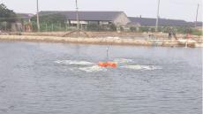定制鱼塘放增氧泵浮体生产厂家
