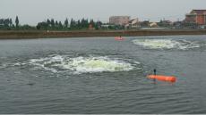 pe增氧泵浮筒曝气设备浮体价格