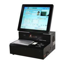 葫芦岛AD-2009A新款智能访客机公检法学校用