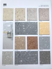 同質透水PVC膠地板 無方向同質透心膠地板