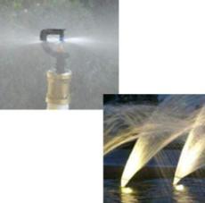 供青海玉樹折射噴頭和海東旱噴泉噴頭優質
