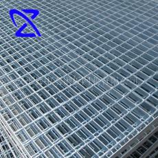 厂家直销热镀锌平台专用钢格板 抗压耐用