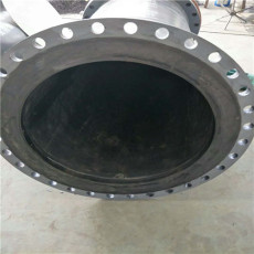 大同电厂石灰浆液衬胶管道安装现场指导