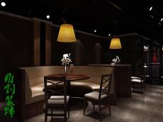 合肥咖啡厅装修设计时尚和舒适的一个地方