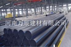 河南HDPE管厂家价格品牌