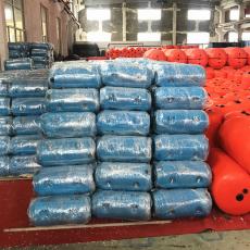 河道水草拦截装置塑料拦污浮体批发