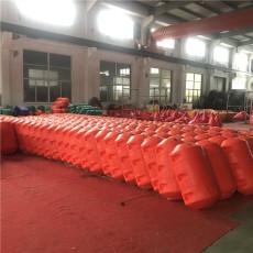 柏泰水草阻隔浮筒塑料拦污排价格