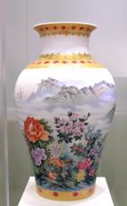 盛世江山特制珍藏瓷