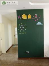 磁善家擦写无尘磁性绿板贴 广东磁性软绿板