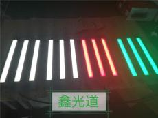 加固抗压铸铁高防水斑马线红绿地埋灯