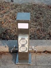 HW-17 戀途 水電樁  營地樁 水電箱 水電柜