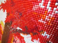 艾寶堂鉆石畫絕佳工藝產品文化風韻足