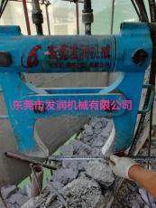 钢筋混凝土破碎钳混凝土液压钳楼梯拆除工具