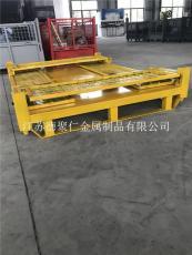 汽车零部件运输用周转箱 动态运输租赁铁箱