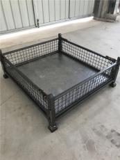 汽车零件铸件生产厂零件用金属周转箱