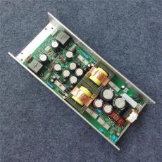 D类数字功放板模块LLC谐振开关电源双通道8