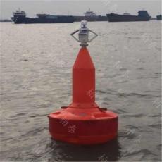 柏泰聚乙烯航標一體式塑料浮標