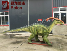 厂家直供各类会动会叫仿真恐龙