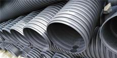 貴港鋼帶保護電纜管管鋼帶管雄塑PE電力管