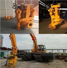 挖機高耐磨砂漿泵-液壓泥沙泵-挖機沙粒泵