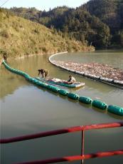河道清渣浮筒設備圍油欄浮筒廠家