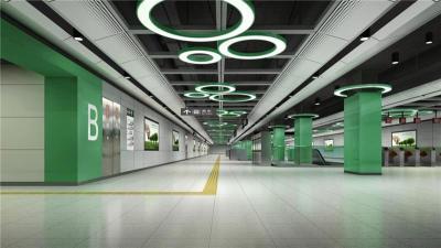地铁高铁照明灯具如何选地铁灯品牌厂家