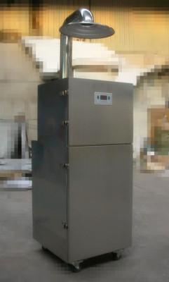 GMP移动式除尘器