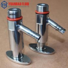 不锈钢皮管式液体取样阀 T型取样阀