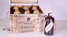 酒糟封坛酒一箱6瓶装置