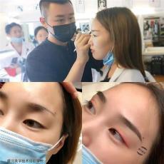 包教会嘉定哪里学韩式半永久化妆美容养生技
