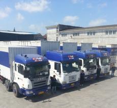 东莞大朗直达到广西钦州市货运公司