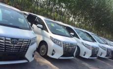 深圳汽车租赁公司深圳丰田埃尔法商务包租车