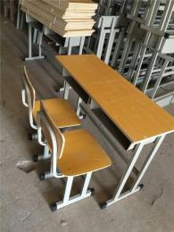 合肥双人学生课桌椅 单人课桌全新定制批发