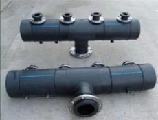 淮北   HDPE地源热泵管件焊制集分水器