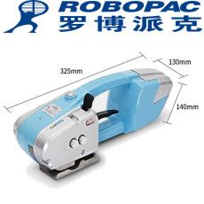 深圳手持式电动打包机惠州免扣手动捆绑机品