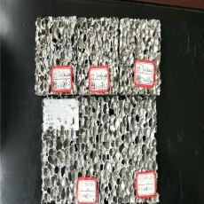 泡沫铝消音吸声减噪隔音通孔发泡铝