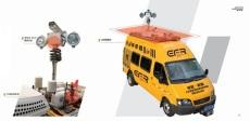 電梯安全檢測車EFR電梯預警救援車