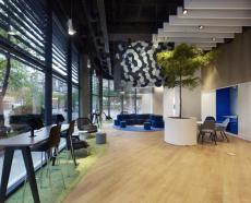 办公室装修设计如何落实绿色节能环保材料的