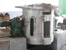 泰兴中频炉回收工厂旧设备回收拆除现场报价