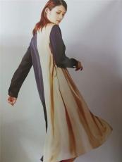 杭州服装批发基地领葳19春装品牌折扣女装店