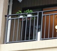 东莞厂房宿舍阳台护栏 铁艺栏杆厂家