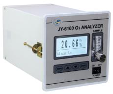 JY-6100系列高含量氧分析仪
