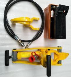 省力的气动液压剥胎工具 铲车工程车轮胎拆