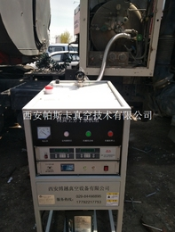 LNG储罐夹层抽真空设备真空度高0.00005Pa