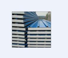 供青海德令哈彩钢和玉树彩钢复合板工程