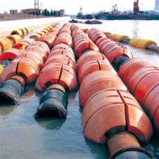 疏浚专用浮体排泥管浮筒采购